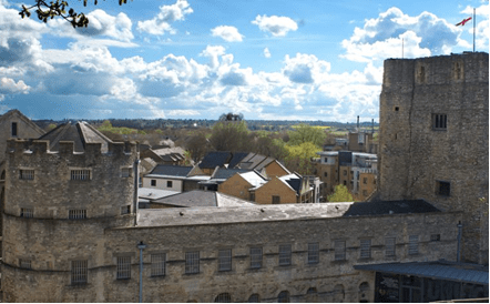 Study the history of Oxford this summer