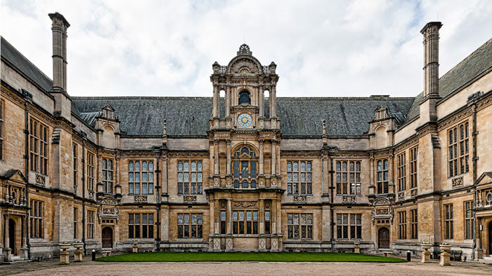 University building in Oxford