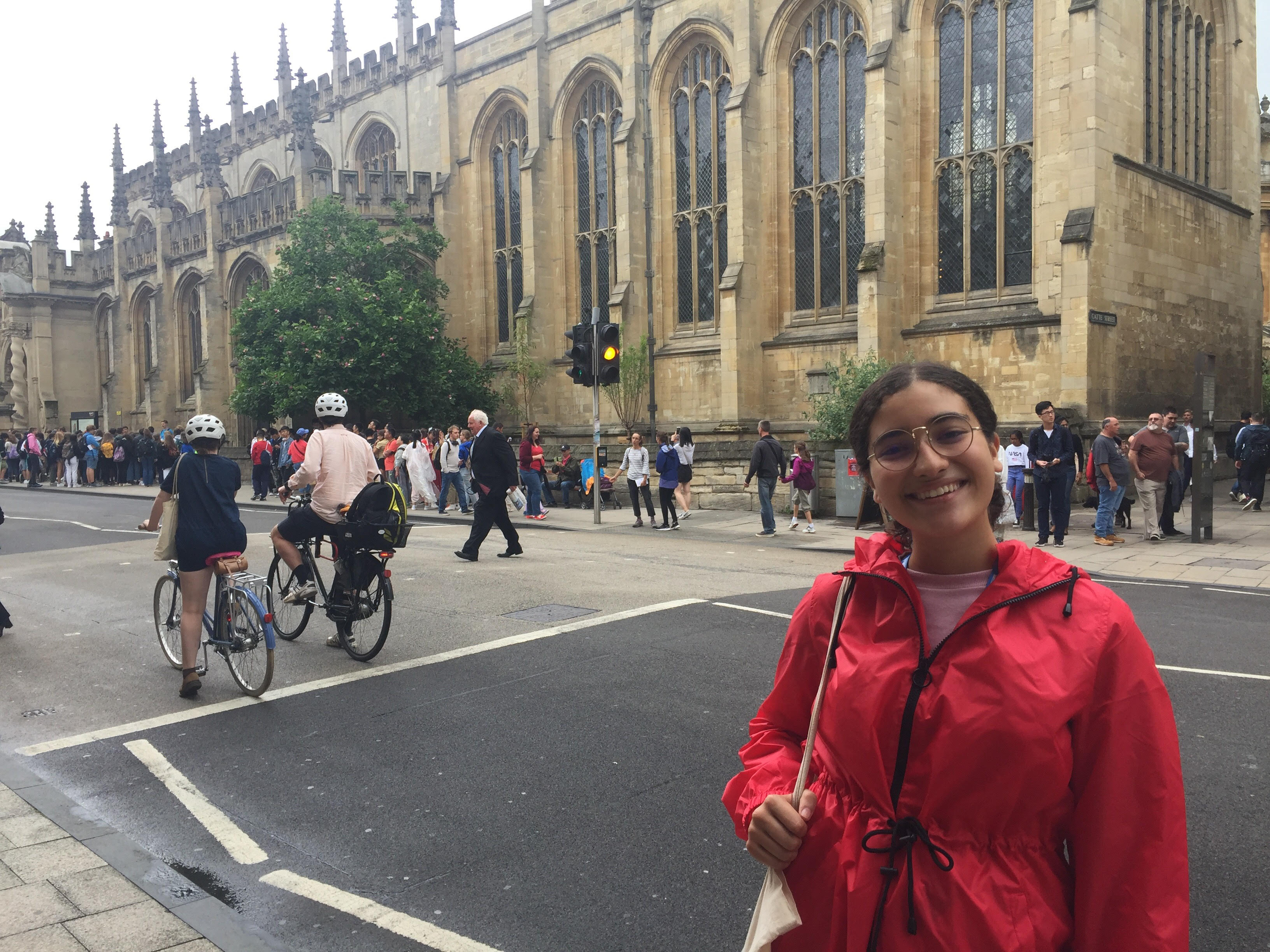 Exploring the historic city of Oxford