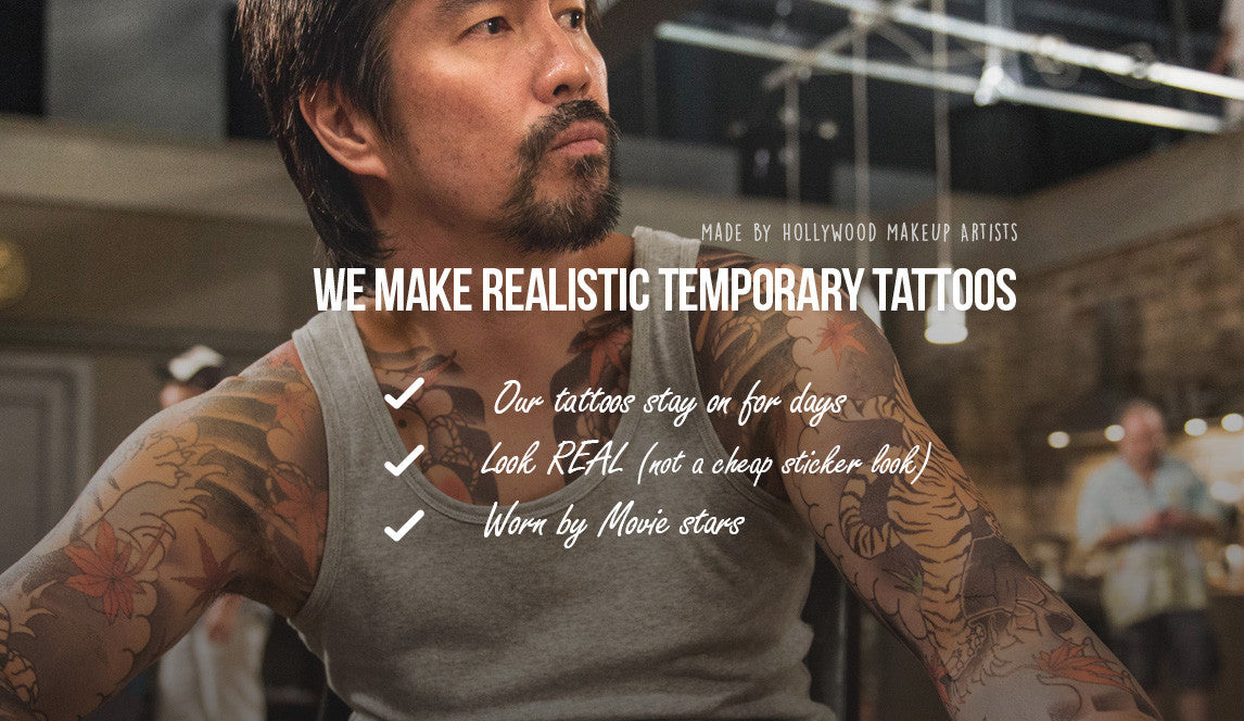 about tattooednow temporary tattoos