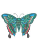Green Blue Butterfly (Large)