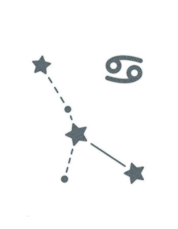Cancer Astrological Sign Star Constellation
