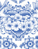 Delft Birds and Flowers Chest Piece Set