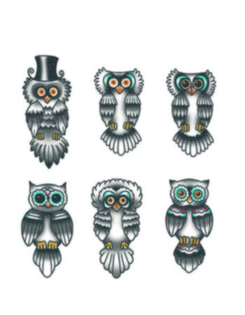 Finger Owls