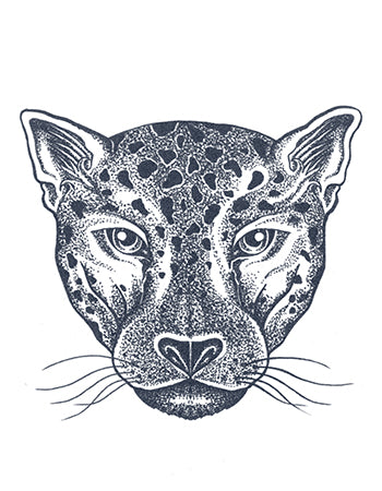 Cheetah/Gepard Tattoo