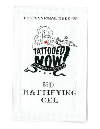HD Mattifying Gel