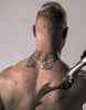 Bjorn Ironside Vikings Tv Series Tattoo Set ( Chest/Face/Arm/Back Tattoos)