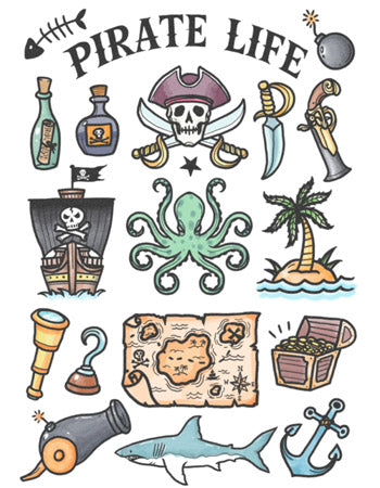 Pirate Life Set