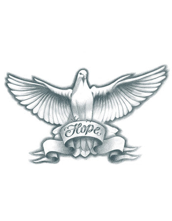 White Dove – TattooedNow! Ltd