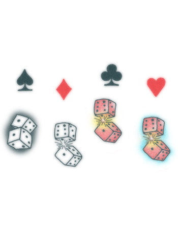 Gamblers Choice Finger Set