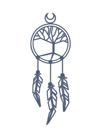Geometric Dreamcatcher