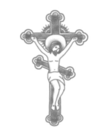 Russian Cross Crucifixion