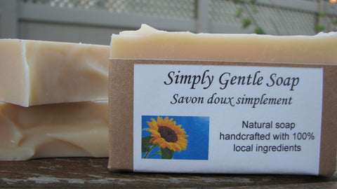 Simply Gentle Soap