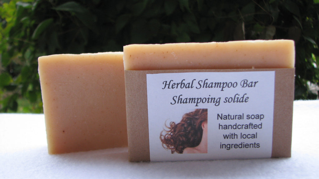 Herbal Shampoo Bar