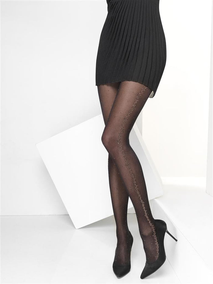 Mayfair Tights - Cette Hosiery and Starts with Legs