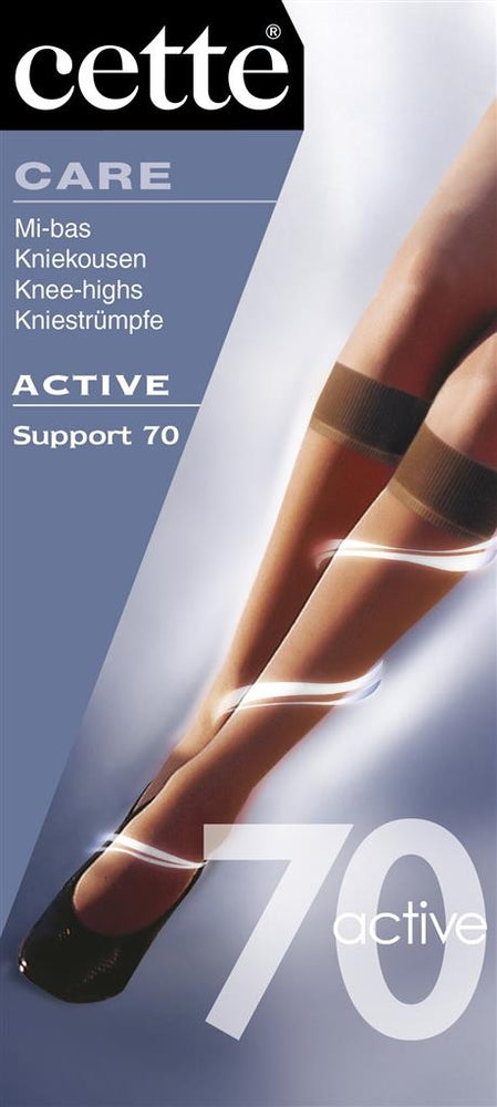 Active Support 70 Knee Highs (Relieve Weary Legs)