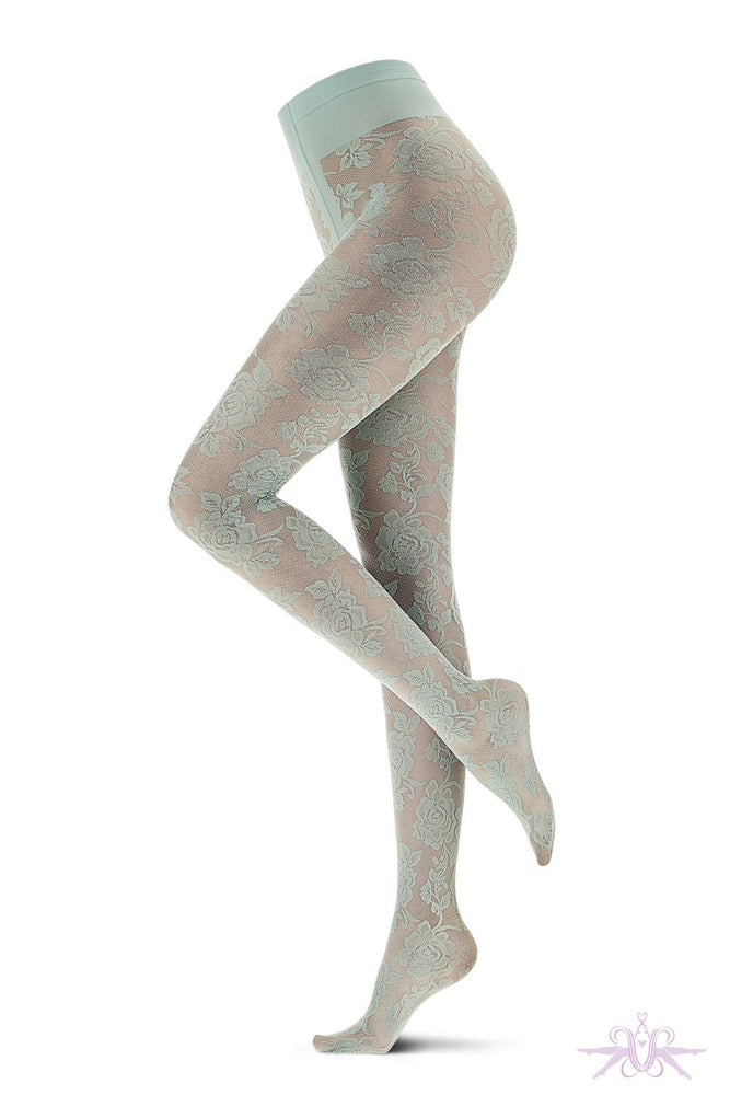 Oroblu ALL COLOURS LACE Pantyhose/Tights (Italian Hosiery)