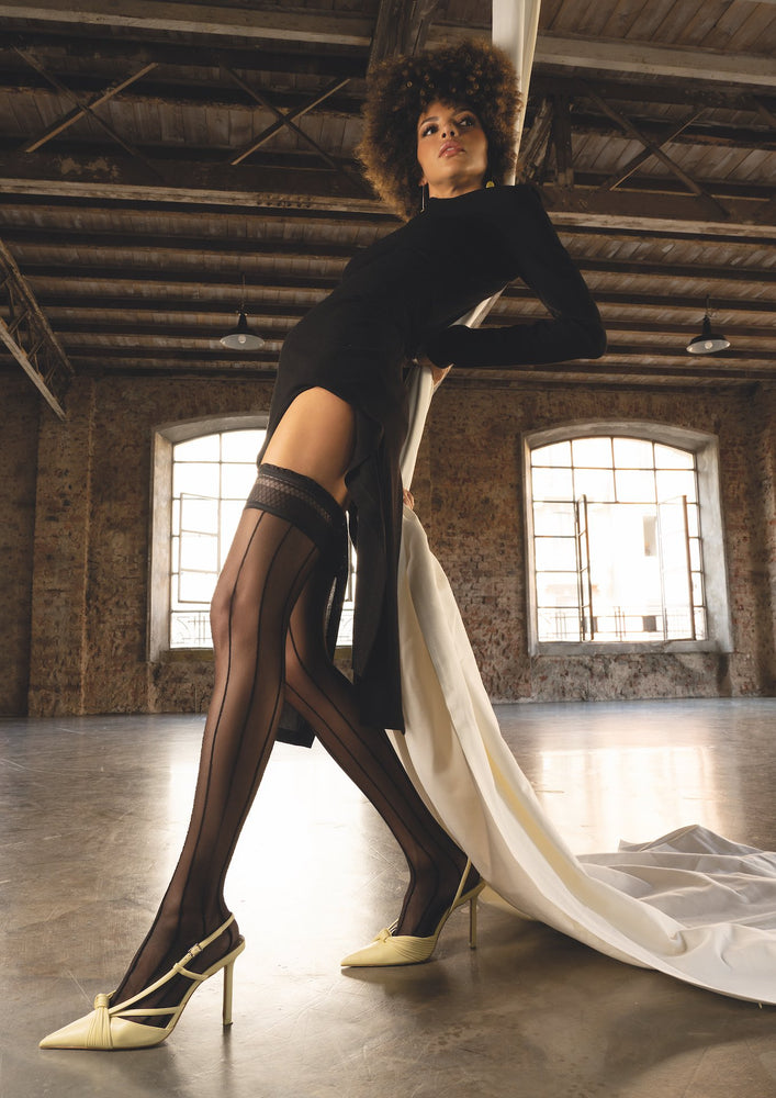 Trasparenze AMAZEMENT Stay Ups/Hold Ups (Precious and Elegant)