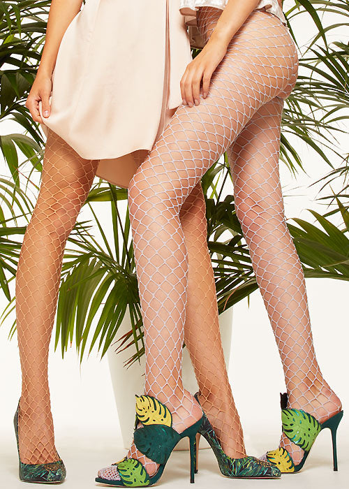 Trasparenze ANANAS Wide Fishnet Collant Pantyhose/Tights