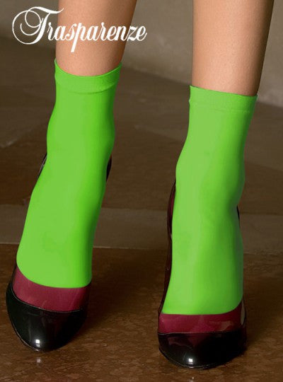 Monique Ankle Socks - Trasparenze Hosiery