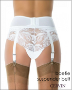Cervin BOETIE Suspender Belt (French Collection)
