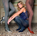 Trasparenze CERBERO Pantyhose/Tights (Classic & Chic Design)