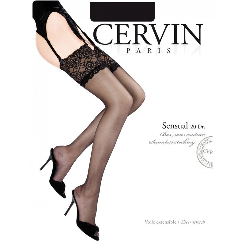Cervin SENSUAL Stockings Plus Size Available