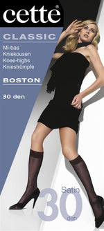 Boston Knee Highs (Perfect for the Curves)