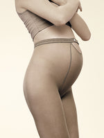 Gerbe DUO 20 MATERNITY Pantyhose/Tights (Ultimate Comfort!!)