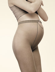 Maternity Pantyhose/Tights Duo 20 Denier - Gerbe Hosiery