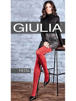 Giulia FIESTA MODEL 5 Pantyhose/Tights (The Eye Catcher)