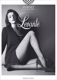 Levante FISHNET Micro Net Pantyhose/Tights