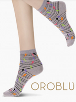 Oroblu FLIGHT Womens Socks (Elegance & Glamour)