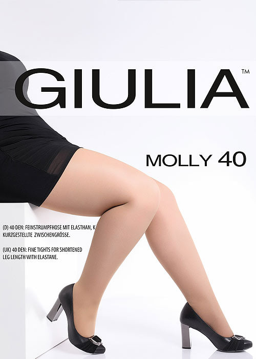 Giulia MOLLY 40 PLUS SIZE Pantyhose/Tights