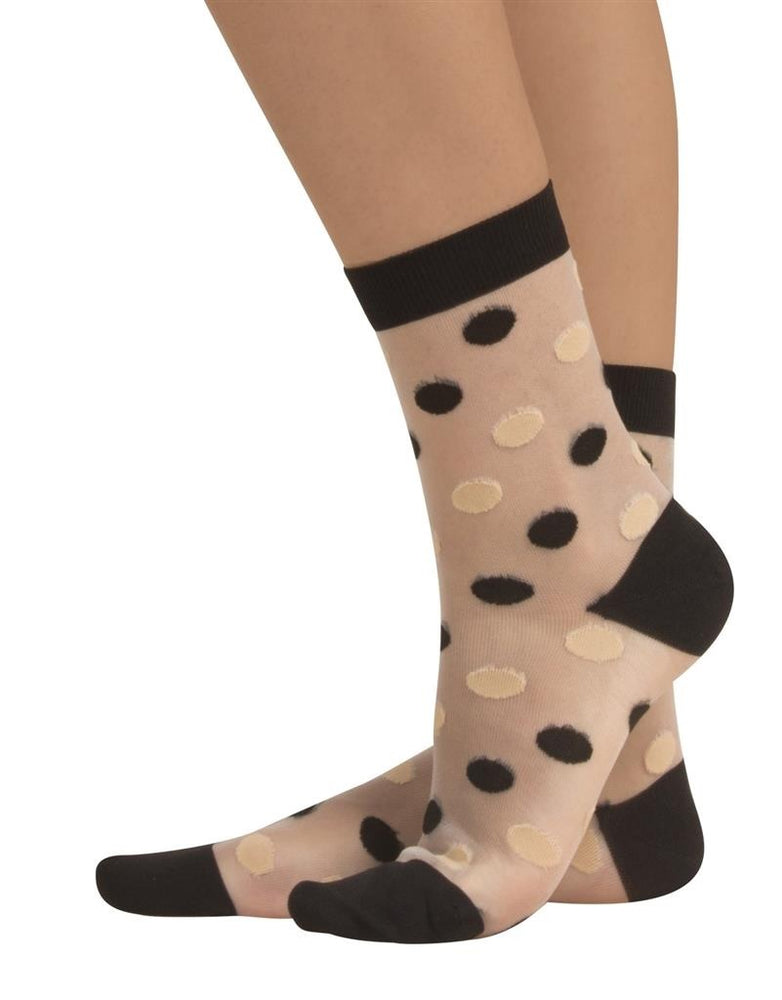 Cette GLOBES Socks (Trendy Lace) 245-12