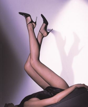 Jamaica Fishnet Pantyhose/Tights - Cette Hosiery
