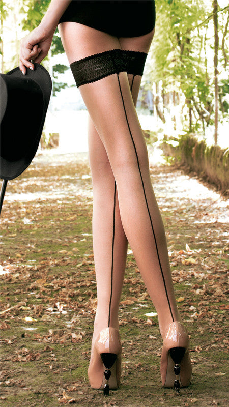 Trasparenze JESSY Stay Ups/Hold Ups (Italian Fashion)