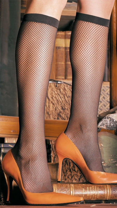 Trasparenze AMBRA Fishnets Knee Highs (Perfect for Styling!))