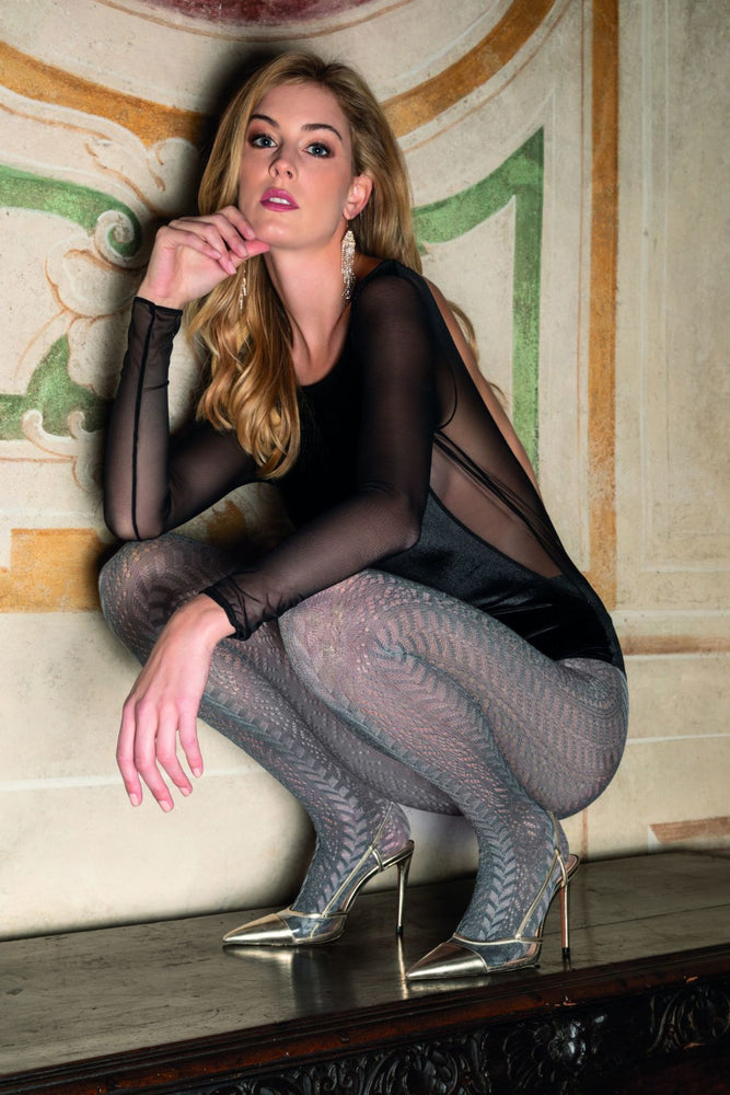 Trasparenze KRAKEN Cotton Pantyhose/Tights (Classic & Refined Look)