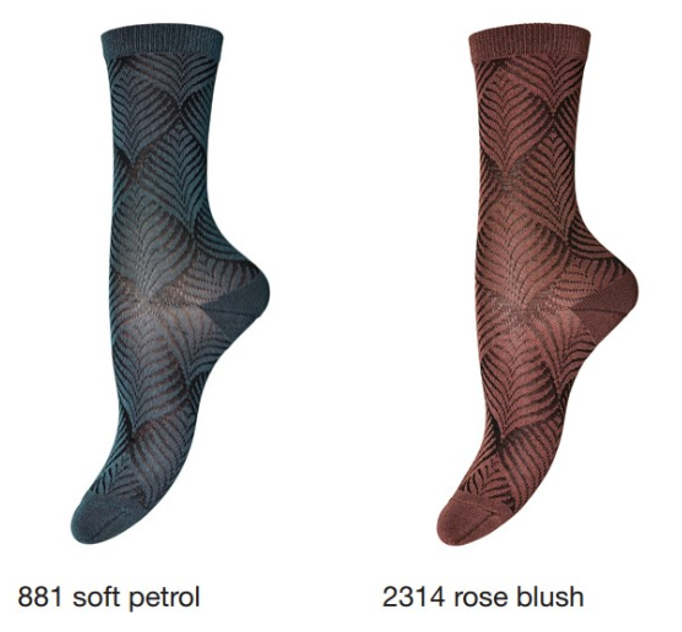 MP Denmark LEAF ANKLE Socks (Awesome Colours) 79623