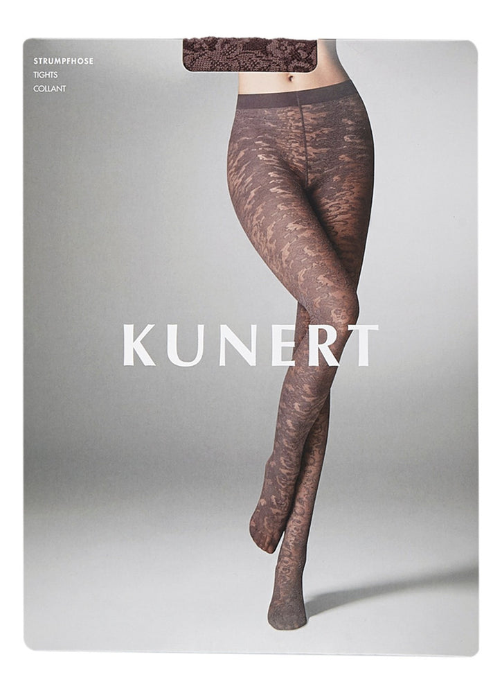 Kunert ORNAMENTS PRINT Pantyhose/Tights (Subtle Ornamental Pattern CLASS) 368510