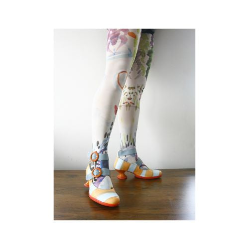Marie Antoilette PORTO Printed Leggings (Unique One Of A Kind)