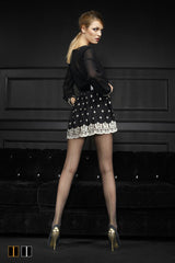 Riga Lux Pantyhose/Tights - Oroblu Hosiery and starts with Legs