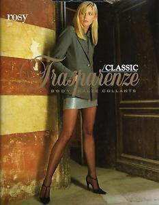 Trasparenze ROSY CLASSIC Pantyhose/Tights (Huge Choice of Colours)