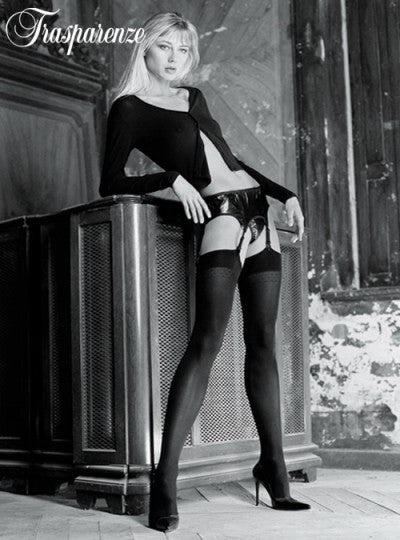 Trasparenze SANDRA Stockings (Exquisite and Sensual)70 Denier