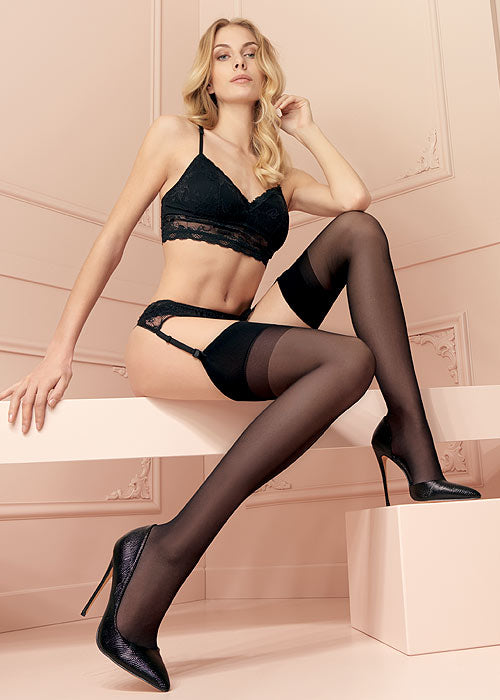 Trasparenze SARA Stockings (Italian Fashion)white available