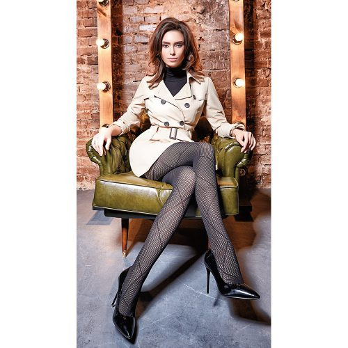 Giulia SATY RETE Pantyhose/Tights (Visual Elegance)