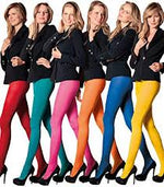Trasparenze SOPHIE COLOURED Tights (Small to Large) HUGE RANGE OF COLOURS !!
