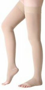 Jinni MD MEDICAL COMPRESSION STAY UP/HOLD UP (Flight/Travel/Sport)