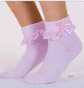 Country Kids Hosiery Children's Socks Venice Peal Streamer - Starts with Legs